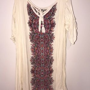 Show me your mumu dress/top